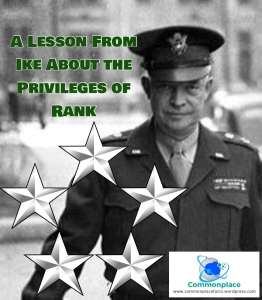 #Ike #Eisenhower #DwightEisenhower #military #rank