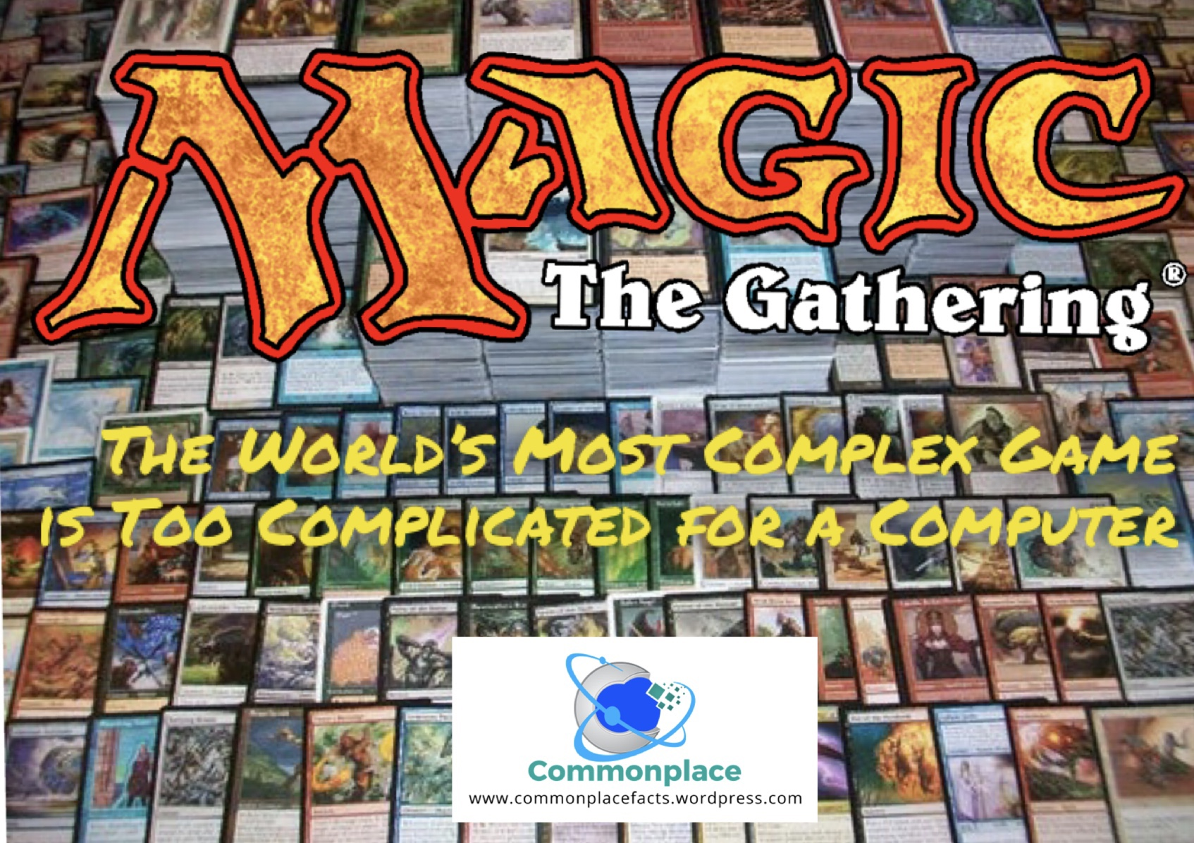 Magic the Gathering most-complex game