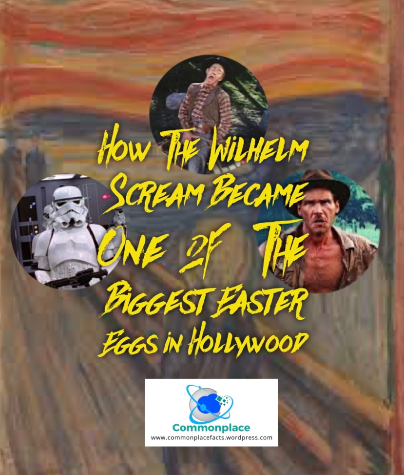 Wilhelm Scream Star Wars Raiders of the Lost Ark