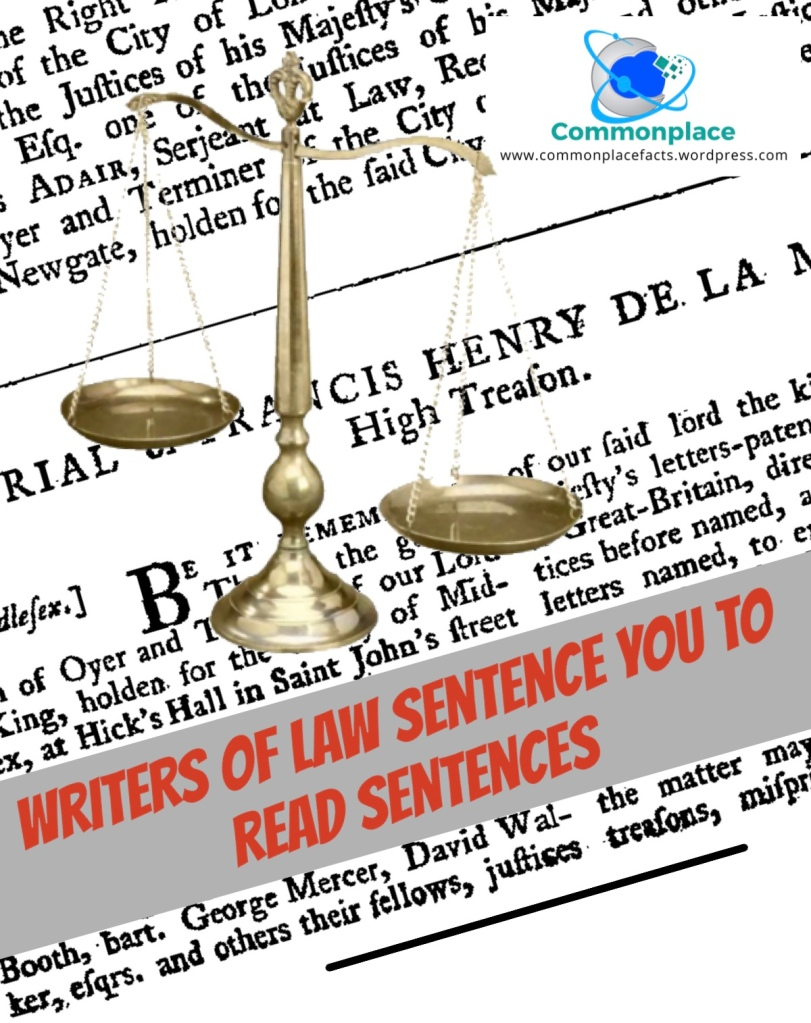 legal writing, plain English, long sentences, grammar,