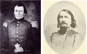 Ulysses S. Grant and George Pickett