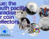 coins Niue currency numismatism,