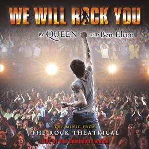 """Queen """"We will rock you"""""""