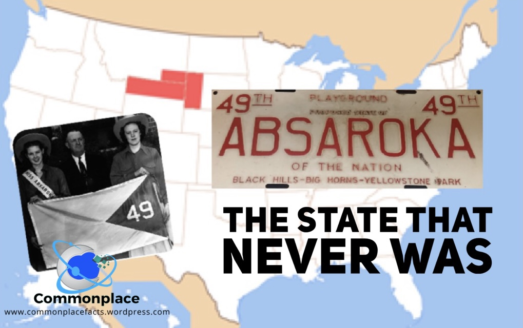 Absaroka the proposed state that never was