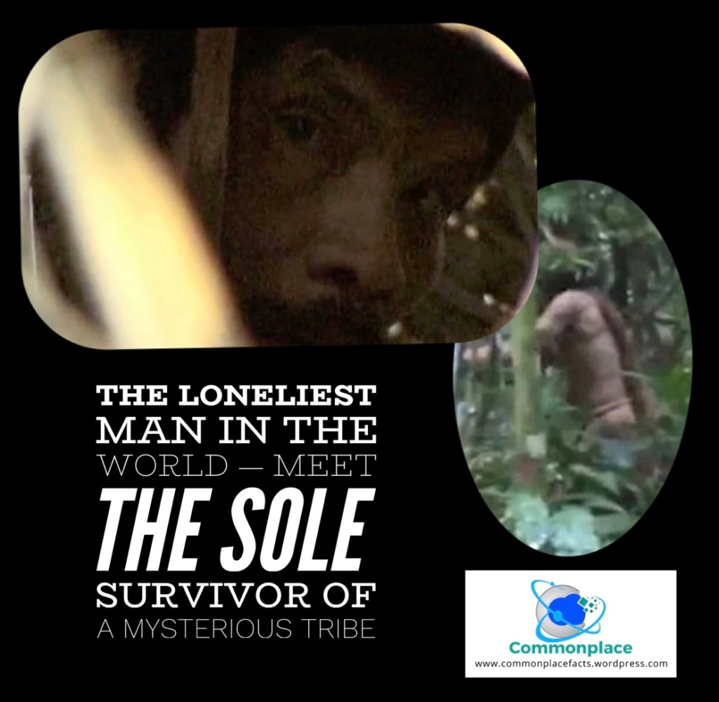 The man in the hole loneliest man on earth
