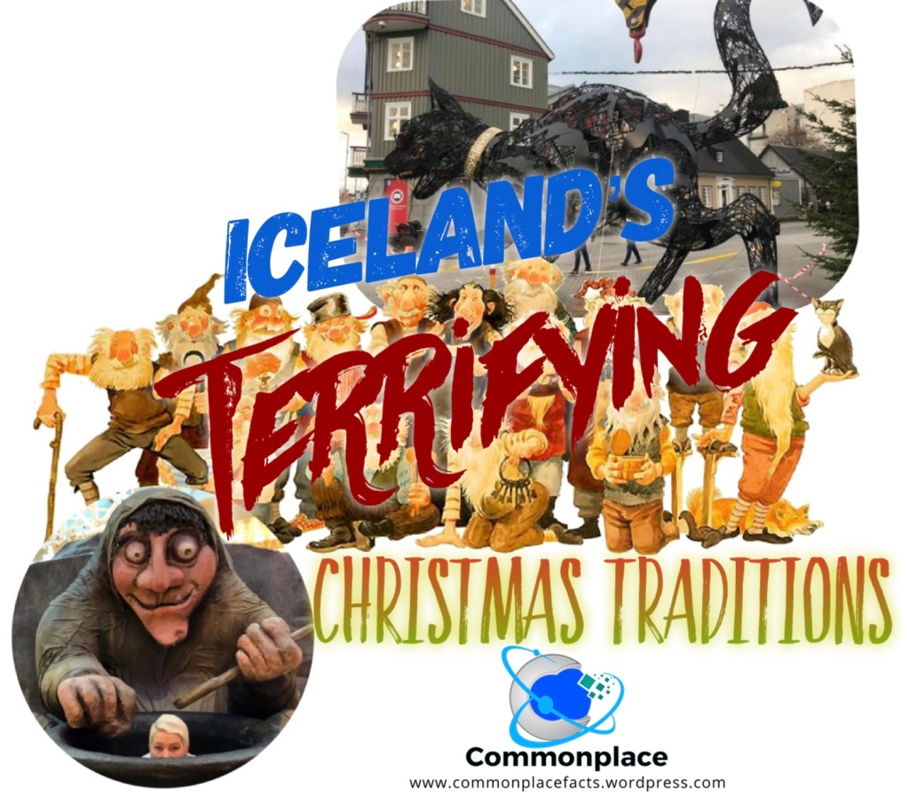 Iceland's Terrifying Christmas Traditions