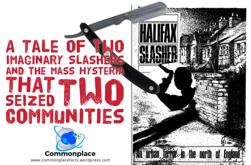 Halifax slasher Taipei slasher mass hysteria