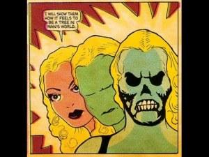 Fantomah, the first female superhero
