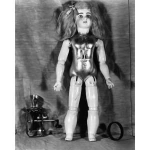 Edison phonograph doll