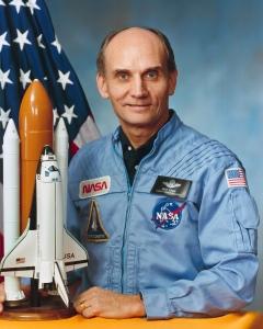 Jake Garn NASA Garn Scale space sickness