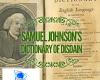 #dictionary #SamuelJohnson