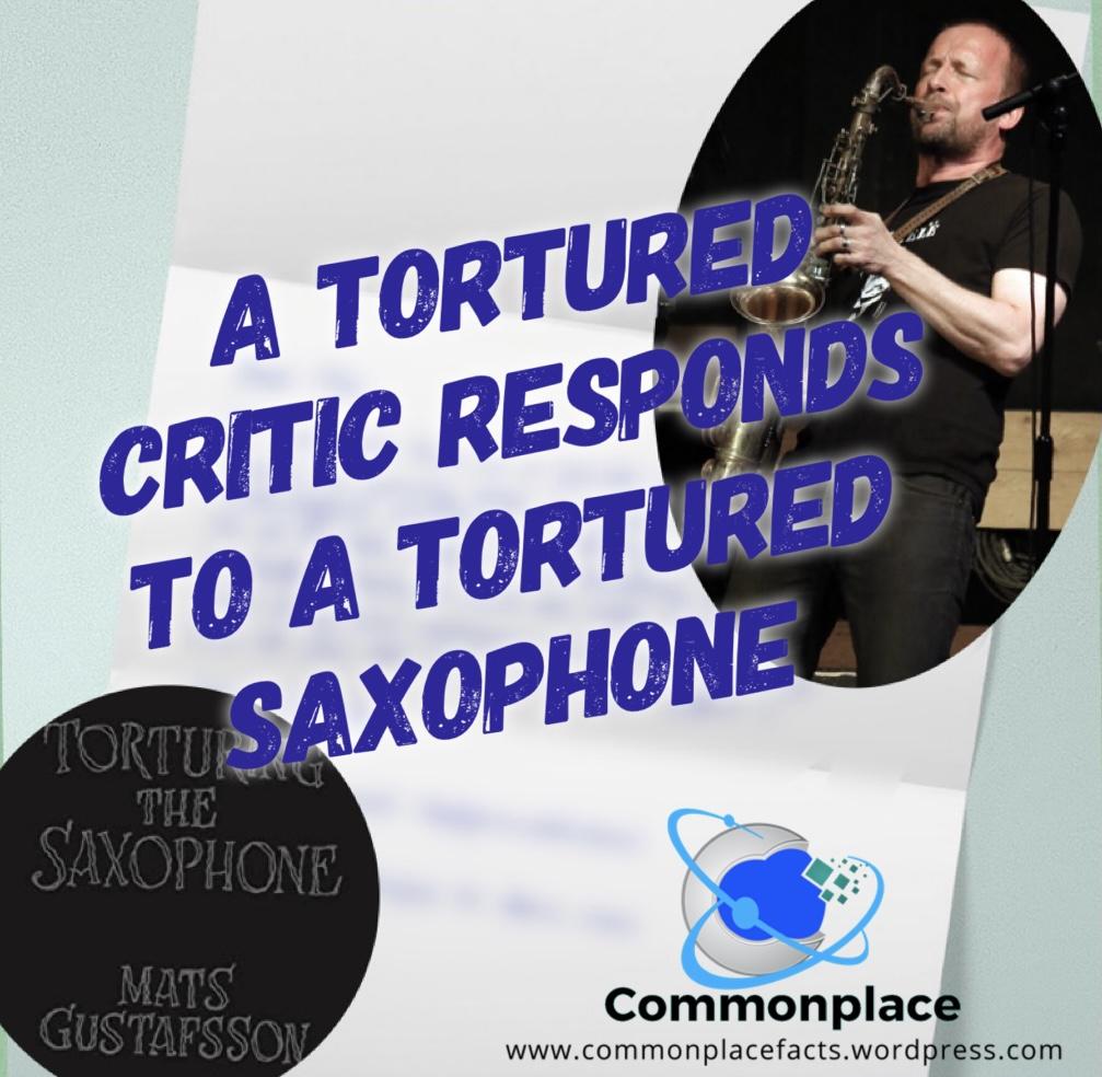 Mats Gustafsson critics saxophones jazz Robert Crumb letters