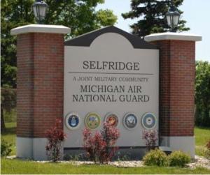 Selfridge Air National Guard Base, Mt. Clemens, Michigan