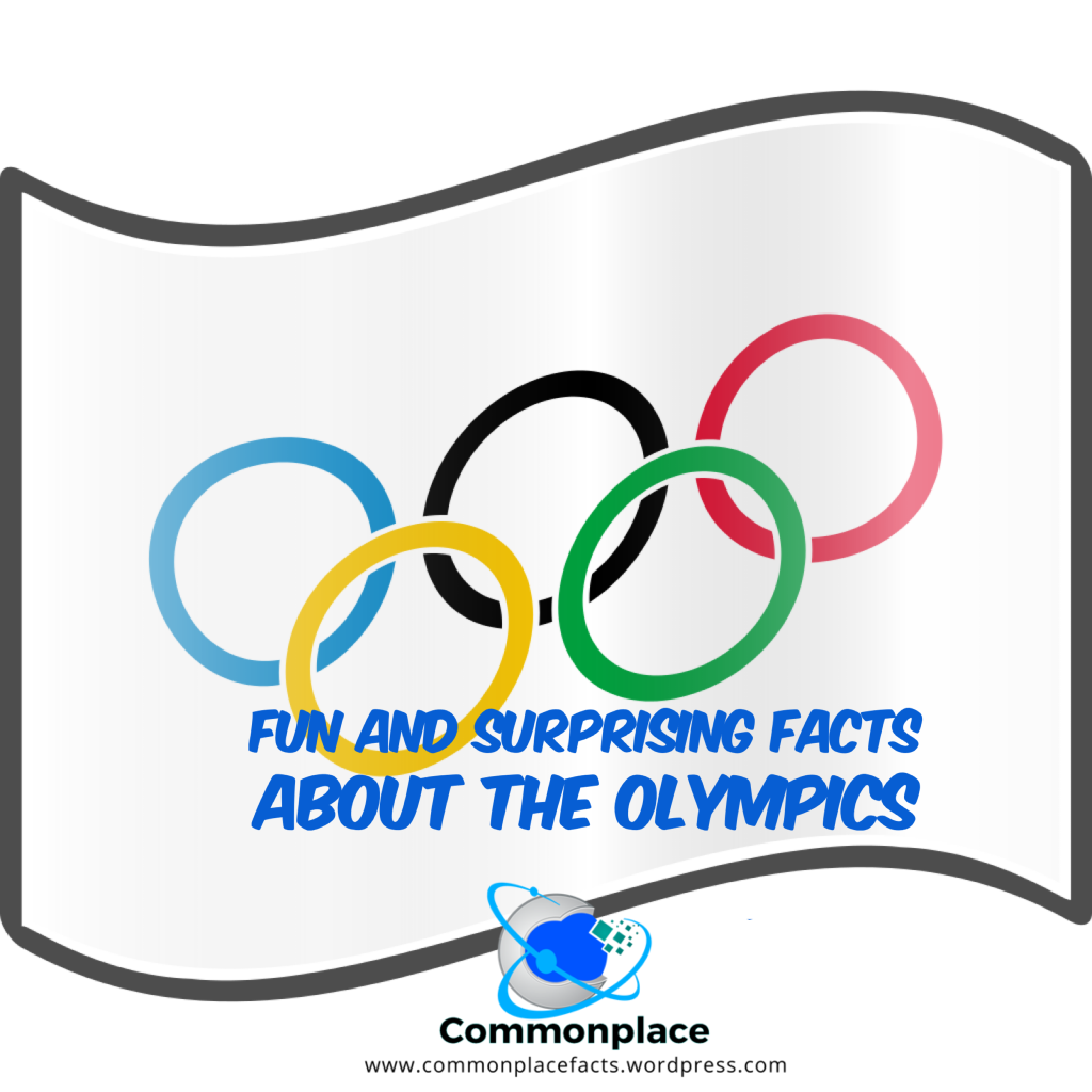 Fun and surprising facts about the olympics