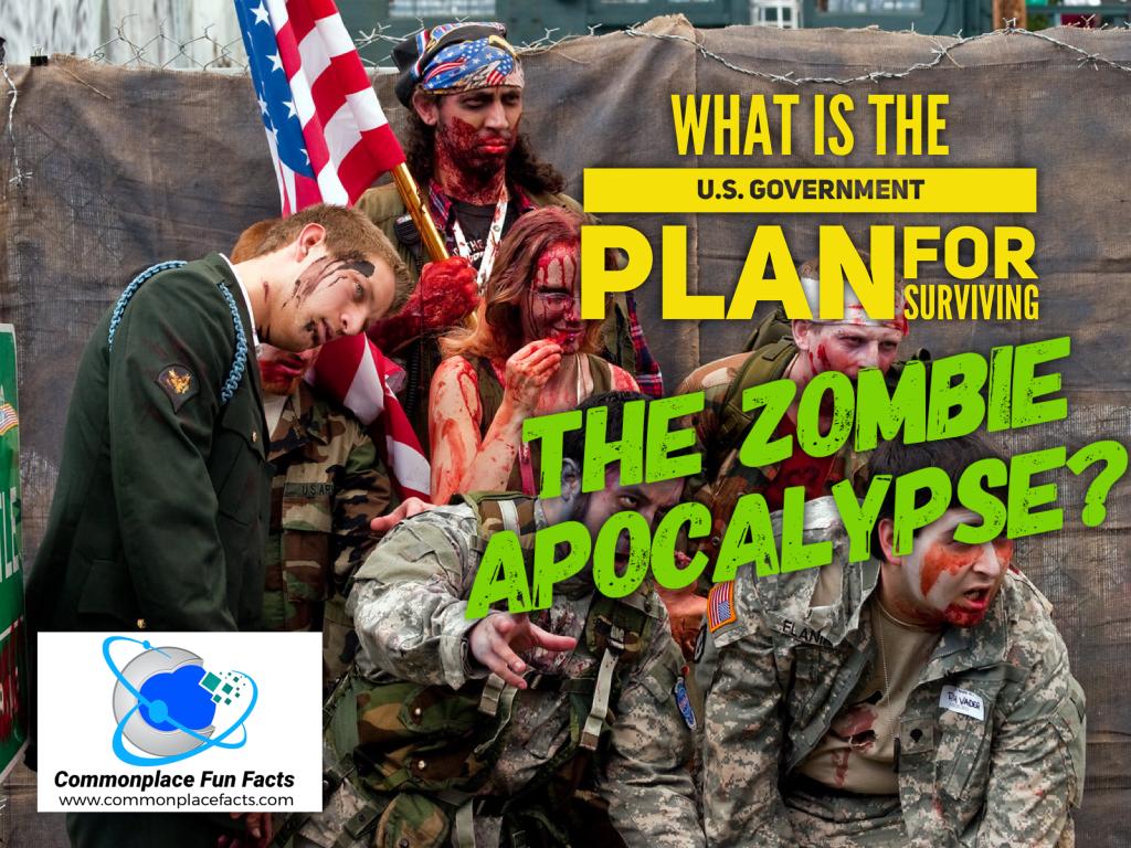 Conplan 8888 government plan zombie apocalypse