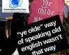 #languages #words #yeolde